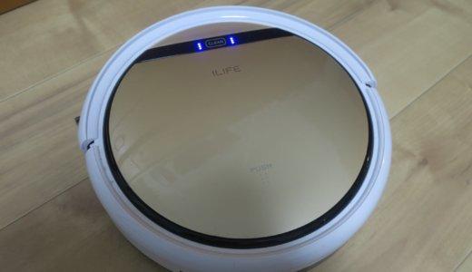 【おすすめロボット掃除機】ILIFE V5s Proレビュー 掃除機と拭き掃除の二刀流でコスパ抜群!!