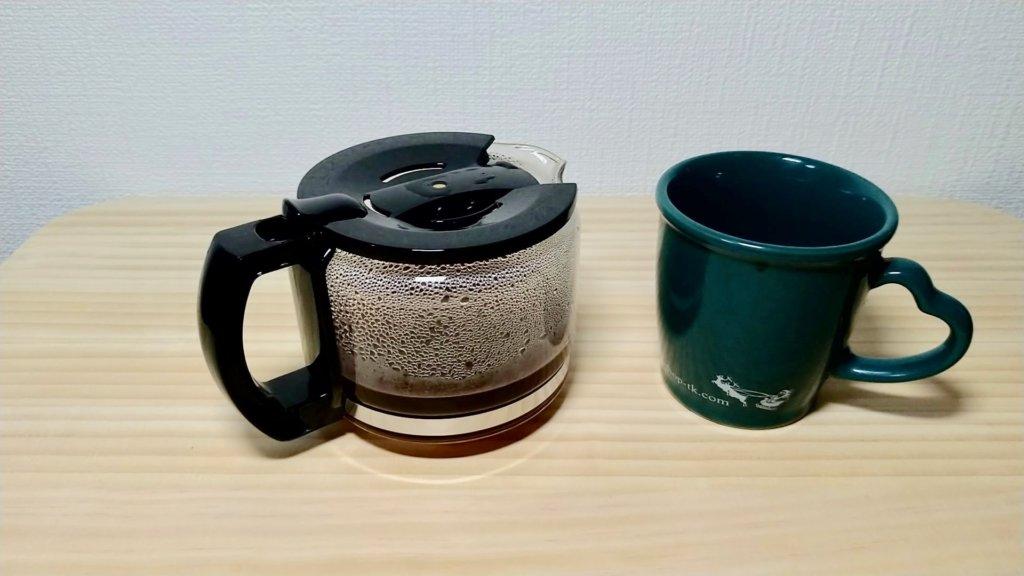 シロカSC-A221 コーヒーサーバー