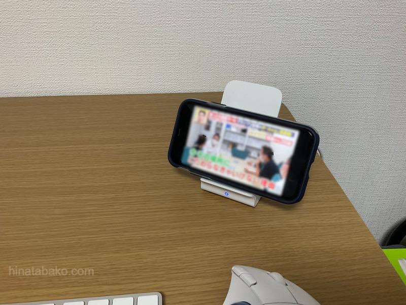 HVTR-T3HD1TとスマホでTV視聴
